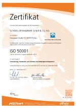 Iso zertifikat 50001_201222 2017